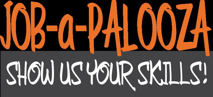 Job-a-Palooza Logo