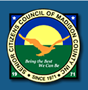 Senior Citizens Council of Madison County Logo