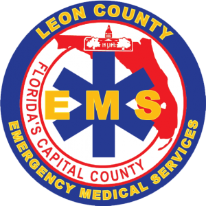 Leon County EMS Logo