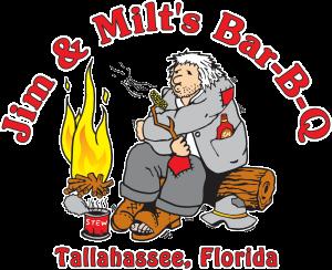 Jim & Milt's BBQ Logo