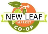 New Leaf Market Co-Op logo