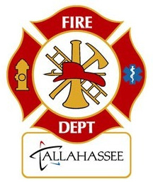 Tallahassee Fire Department logo