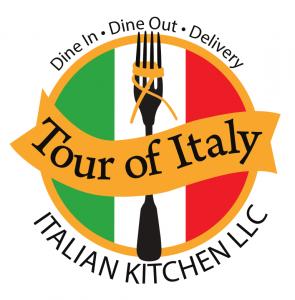Tour of Italy Italian Kitchen logo
