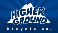 Higher Ground Bicycle Compnay logo